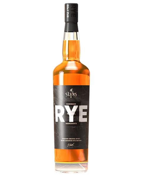 Deutscher Roggen-Whisky nach amerikanischem Vorbild: Slyrs Bavarian Rye Whisky