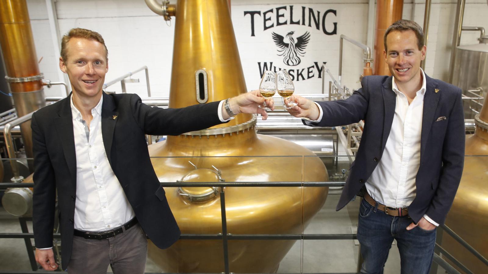 Die Teeling Whiskey Distillery feiert ihren fünften Geburtstag