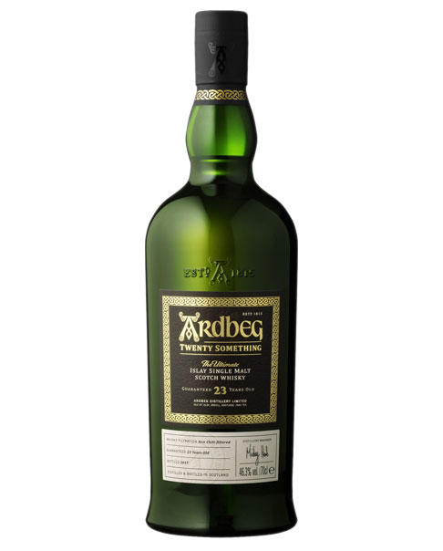 Limitierte Committee Release Abfüllung: Ardbeg 23 Twenty Something Islay Single Malt Scotch Whisky