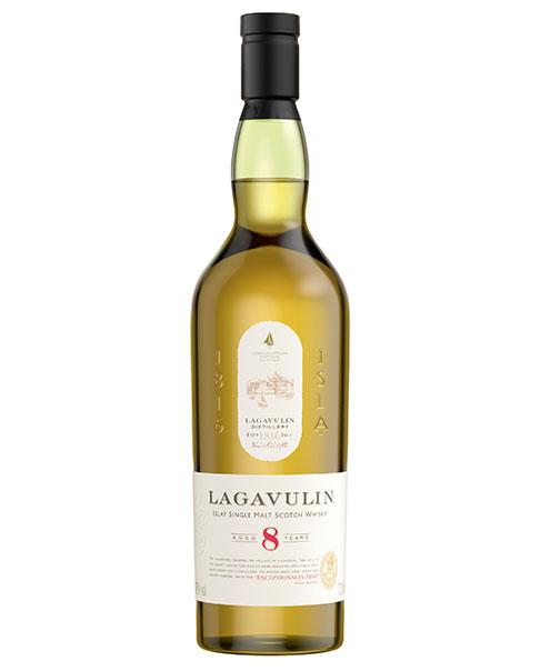 Ursprüngliche Limited Edition zum 200. Jubiläum der Destillerie: Lagavulin 8 Jahre Islay Single Malt Scotch Whisky