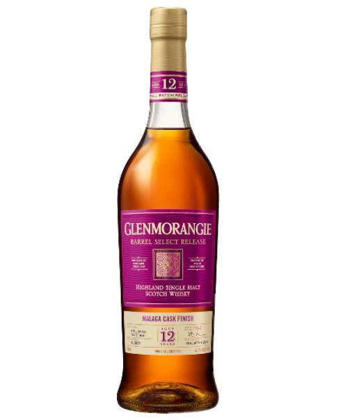 Im Dulce-Fass gereifte Limited Edition: Glenmorangie Aged 12 Years Malaga Cask Finish Highland Single Malt Scotch Whisky