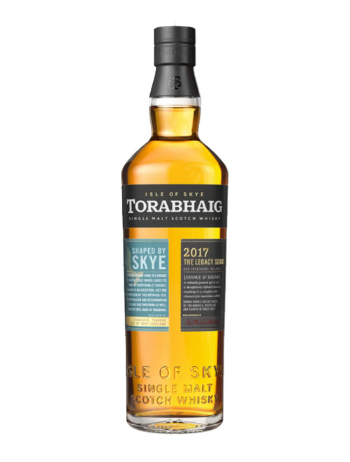 Inaugural Release der Brennerei: Torabhaig 2017 Legacy Series Single Malt Scotch Whisky
