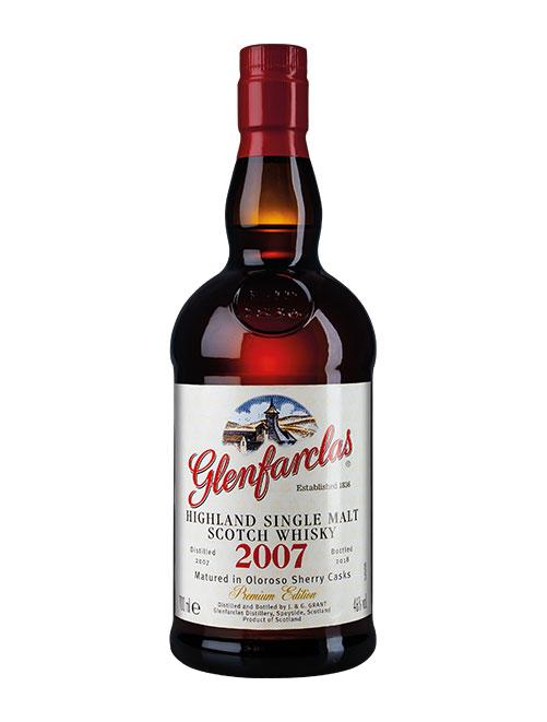 Für den deutschen Markt bestimmt: Glenfarclas Vintage 2007 Premium Edition Highland Single Malt Scotch Whisky