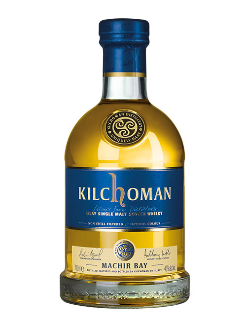Das Aushängeschild von Islay's Farm Distillery: Kilchoman Machir Bay Islay Single Malt Scotch Whisky