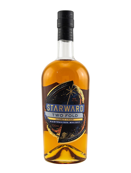 Sanft-milder Whisky aus Melbourne: Starward Two Fold Double Grain Australian Whisky