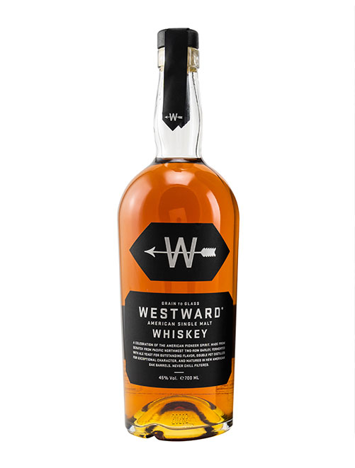 Mild-süßer Whisky aus den USA: Westward Grain to Glass American Single Malt Whiskey